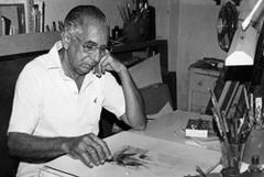 Jorge Santos Díaz, pintor