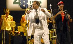 Cuban musician José Luis Cortés:
