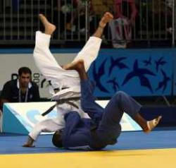 National Judo Championship in Central Cuba
