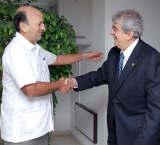 Guatemalan Vice President Rafael Espada on Sunday praised Cuba's achievements in various sectors