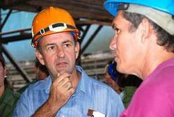 Cuban VP Carlos Lage Recognizes Advances of Las Tunas after Passage of Hurricanes