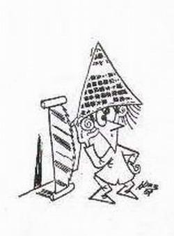 El caricaturista cubano Rene de la Nuez dedica serie a los habaneros