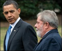 Obama should better ties with Cuba says Lula