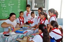 Cuban Teachers on New Educational Strategies