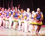 Maraguán Artistic Group from the University of Camaguey, Cuba to perform in Chile