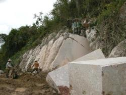 In Sancti Spiritus, Cuba Marble Industry Develops