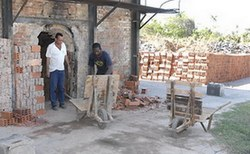 In Pinar del Río, Cuba, Construction Materials Industry at steady pace