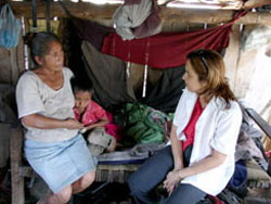 Cuban health cooperation benefits poorest hondurans