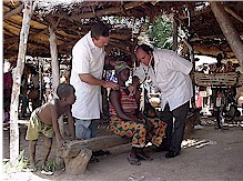 CUBA is to extend services provided by its medical personnel to 81 countries during the year