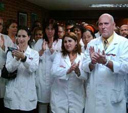 medicos venezuela