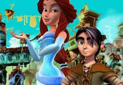 Animated 3 dimensional film Menique, first super production of its kind in Cuba