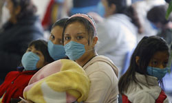 Government of the Mexican capital decreed the end of the influenza A (H1N1) health alert on Friday