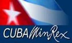 Cuba acuso hoy al gobierno de Estados Unidos de de nuevas acciones subversivas