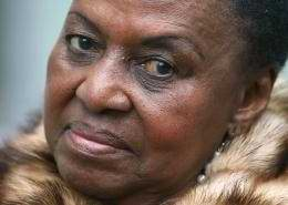 South African singer Miriam Makeba died
