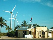 Cuba prioritizes the development of renewable sources of energy and its efficient