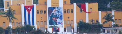 El Presidente Raul Castro hablara hoy en Santiago de Cuba