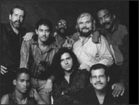 Grupo cubano Moncada graba nuevo disco