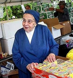 Miami nuns put politics aside to help storm battered Cuba