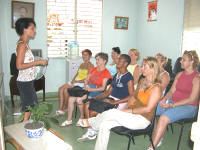Women in Sancti Spiritus, Cuba Training Courses