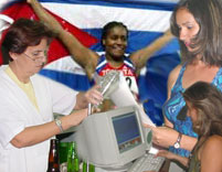 With Socialism in Cuba: Woman and Revolution, perfectly go together