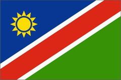 Namiia's flag