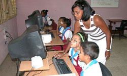 Cuba Helps Children with Vision Impairments Integrate into Society