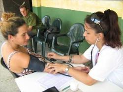 Experts from 20 countries start monday debates on hypertension in Cuba