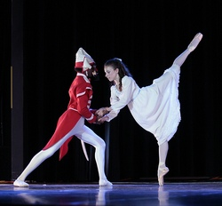 Cuban Ballet Department in Canada