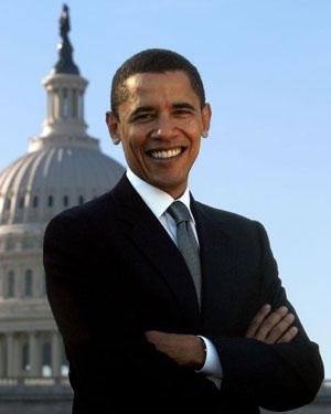 Evo Morales aplaudio el gran triunfo del democrata Barack Obama en los Estados Unidos