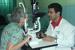 New Center of Ophthalmology Offers Services in Las Tunas Cuba