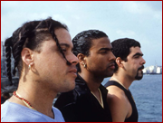 Cuban trio Orishas recognized themselves as sons of the revolution