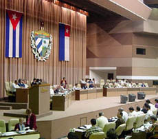 Fidel Castro Sends Message to Cuban Parliament