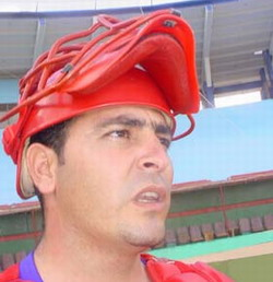 Catcher takes helm of Ciego de Avila baseball team
