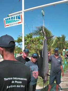 Fishing Tournament Celebrates Anniversary of Tour Destination in Cuba
