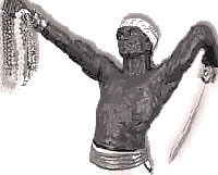 The first Cuban pirate, favorite of the English Crown