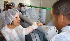 Refuerzan la produccion de hemoderivados en Cuba