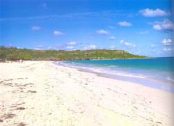 Guardalavaca beach in Holguin
