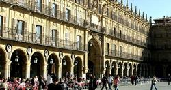Salamanca Spain Rallies for Cuba