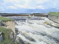 Water in Floridas dams guarantee conditions to face drought