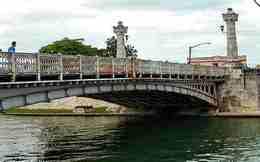 En Cuba Puente de la ciudad de Matanzas cumple 130 años