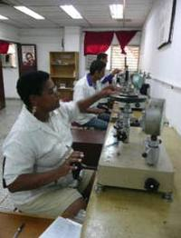 Quality Control is the Guarantee in the central region of Cuba