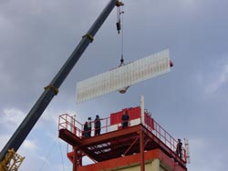 A modern Russian radar called Aurora deployed in Camaguey will improve air trafficking in Cuba