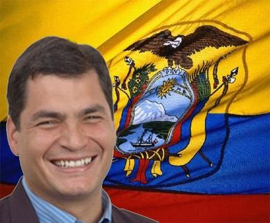Presidente ecuatoriano expresa satisfaccion por visitar Cuba