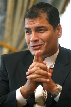 Correa viaja a Cuba hoy para estrechar relaciones