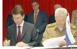 Cuba and Russia Sign a bilateral Cooperation Accord