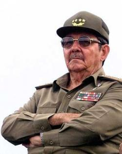 Raul Castro Attends Cuban Parliament Ordinary Session