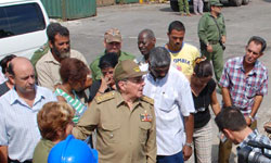 President Raul Castro We Are Going to Recover