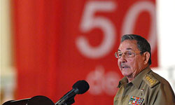 President Raul Castro Calls to Preserve Essence of Revolution