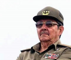 Raul Castro presides start-up of new electricity generators