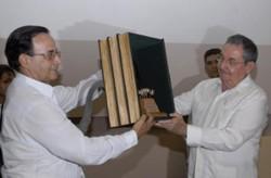 De magnifico califico el Presidente Raul Castro el VIII Congreso de la UPEC